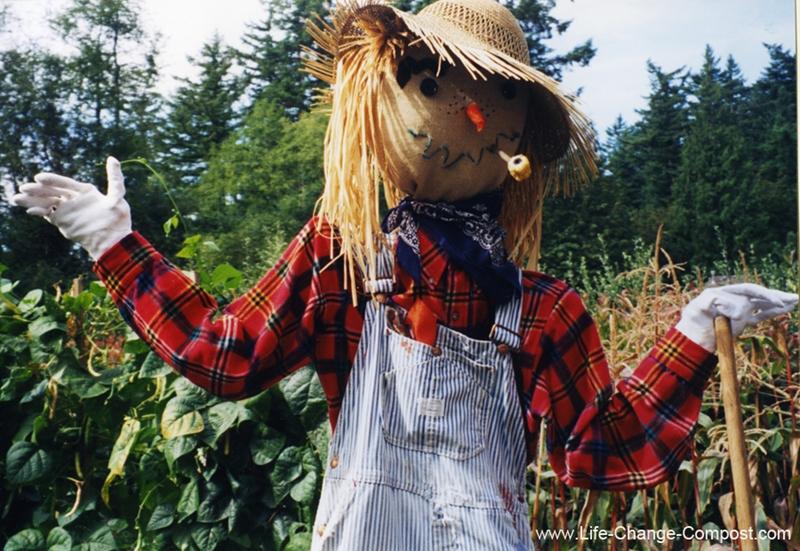 Foxton Scarecrow Festival